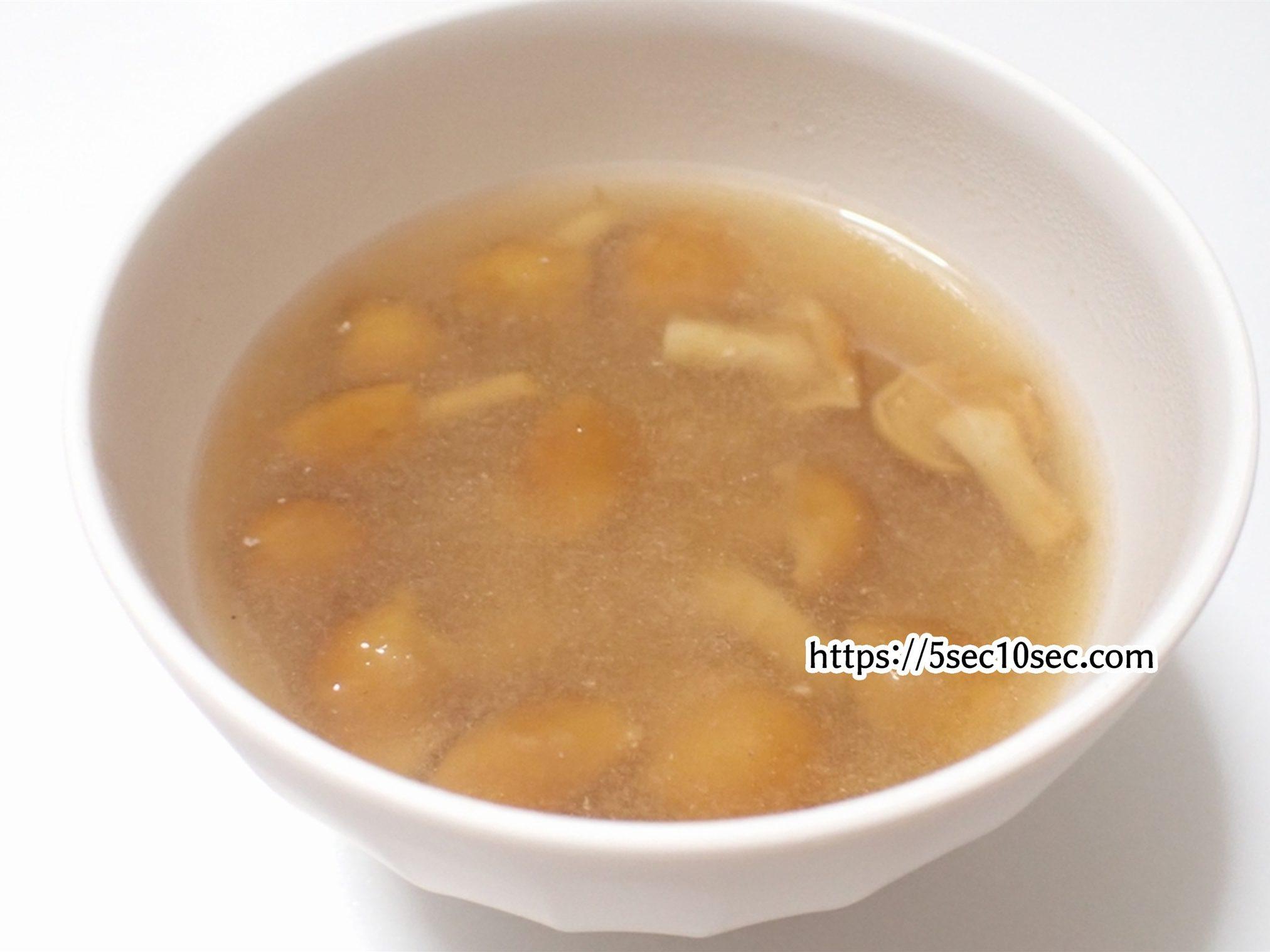 サンクゼール株式会社 久世福商店 風味豊かな 万能だし 使用例 レシピ なめこの味噌汁