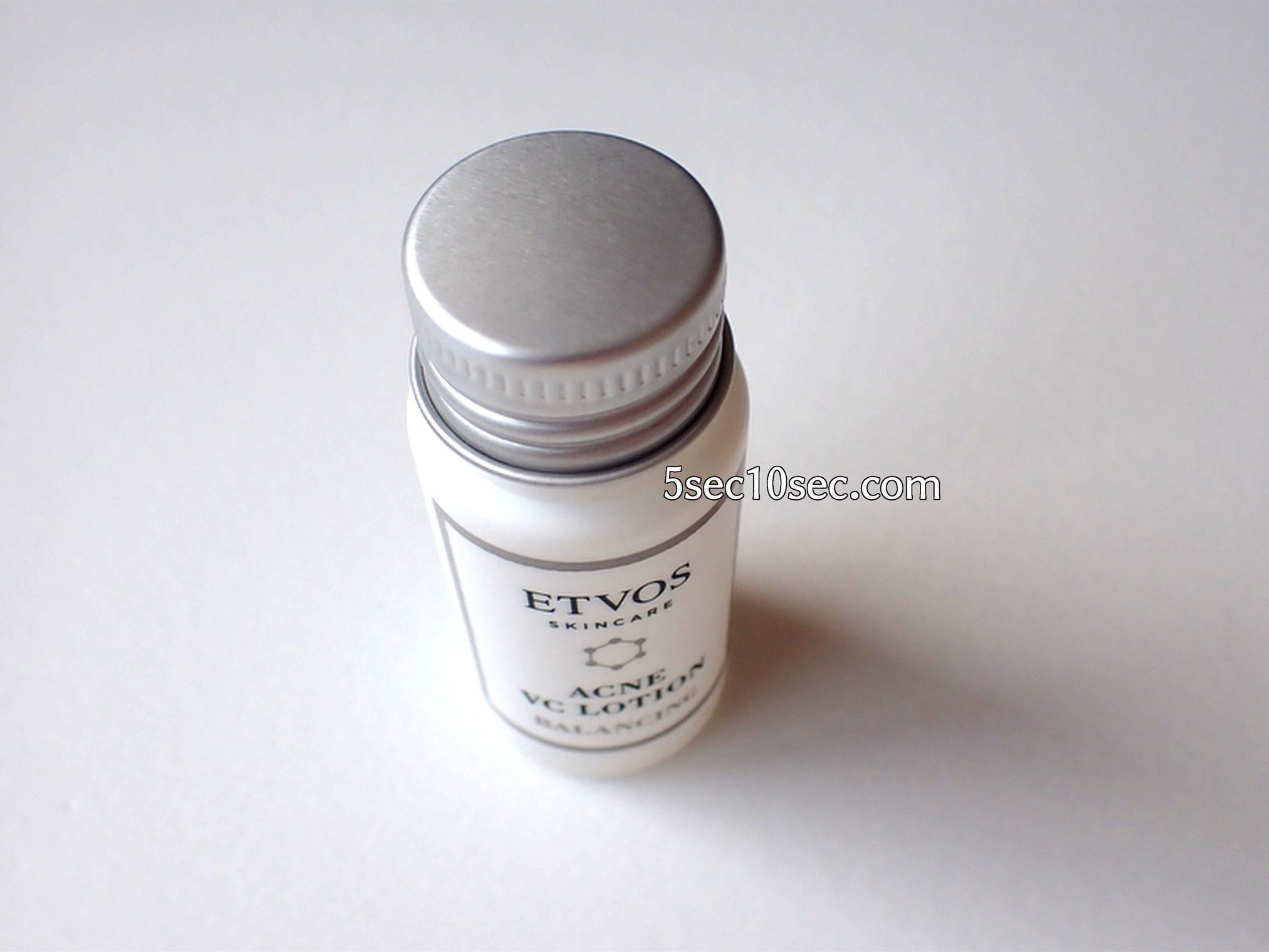 化粧水 エトヴォス 薬用 アクネVCローションⅠ[医薬部外品] 30ml