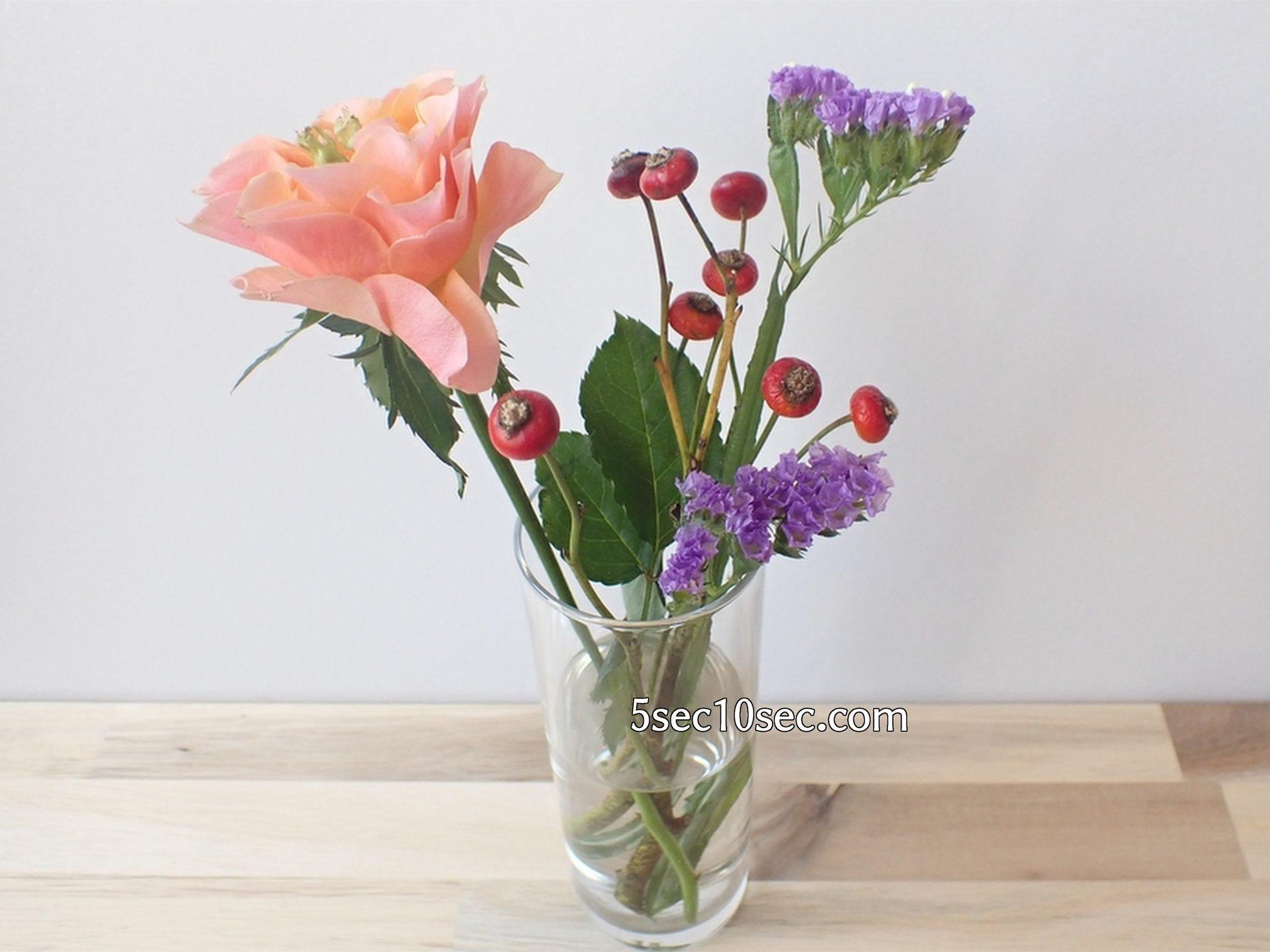 株式会社Crunch Style お花の定期便 Bloomee LIFE ブルーミーライフ 500円(税別・送料別)の体験プラン 3種類でも華やかです