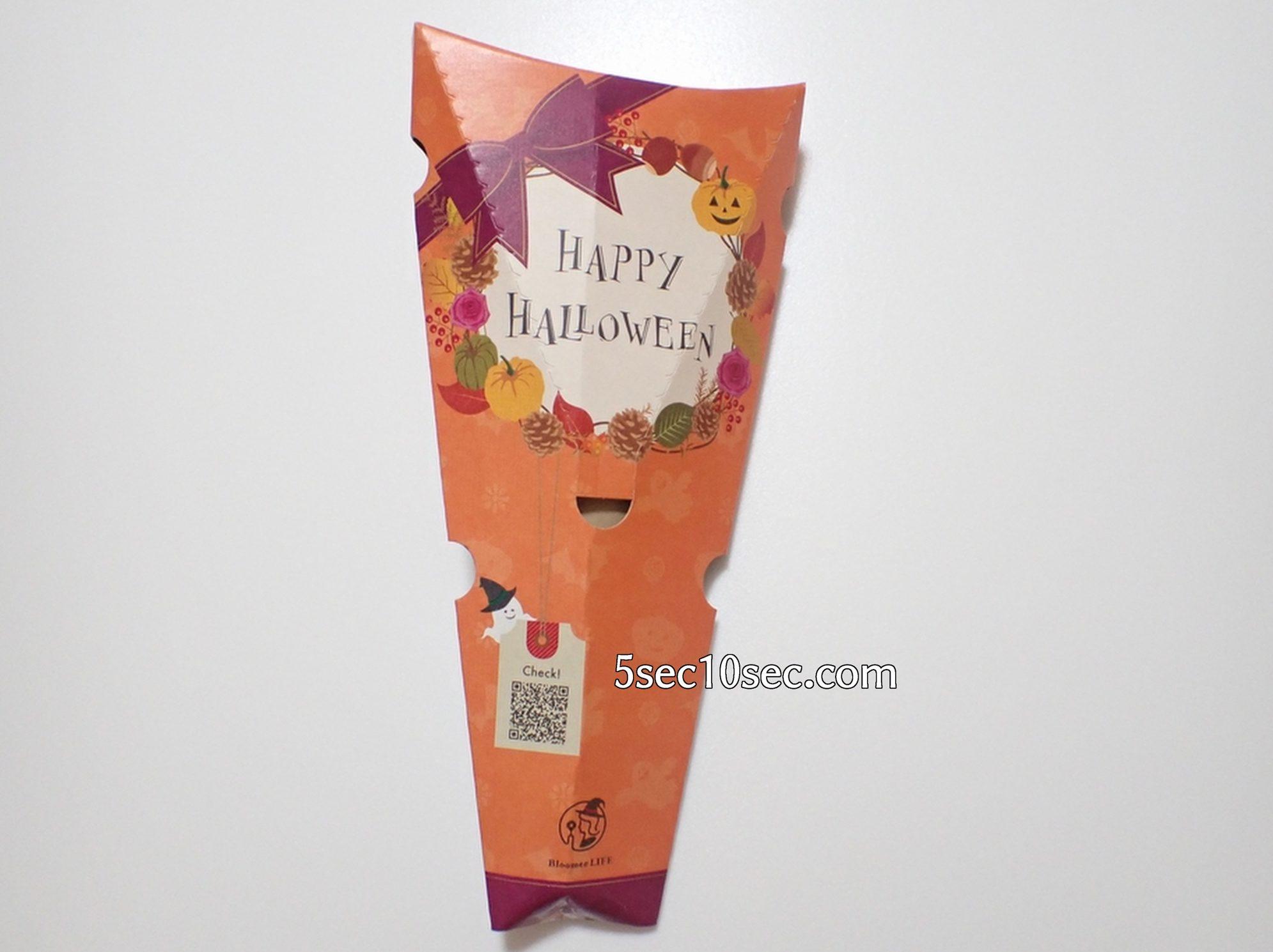 株式会社Crunch Style お花の定期便 Bloomee LIFE ブルーミーライフ ハロウィンパッケージ