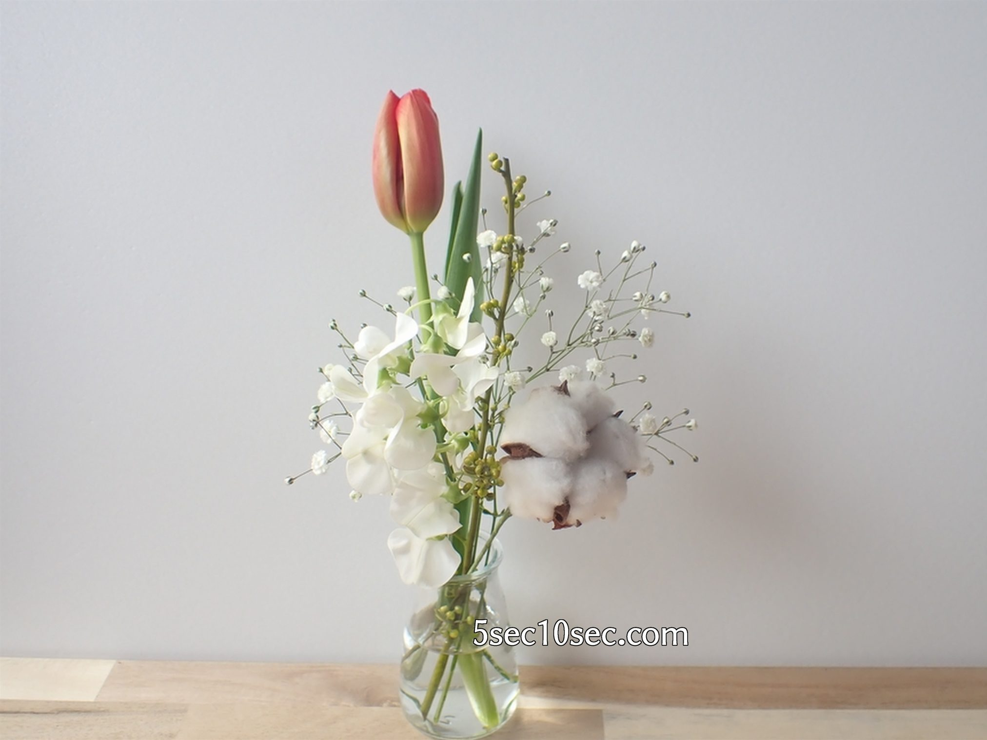 株式会社Crunch Style お花の定期便 Bloomee LIFE ブルーミーライフ クリスマスにもお正月の雰囲気にも合っていて可愛い