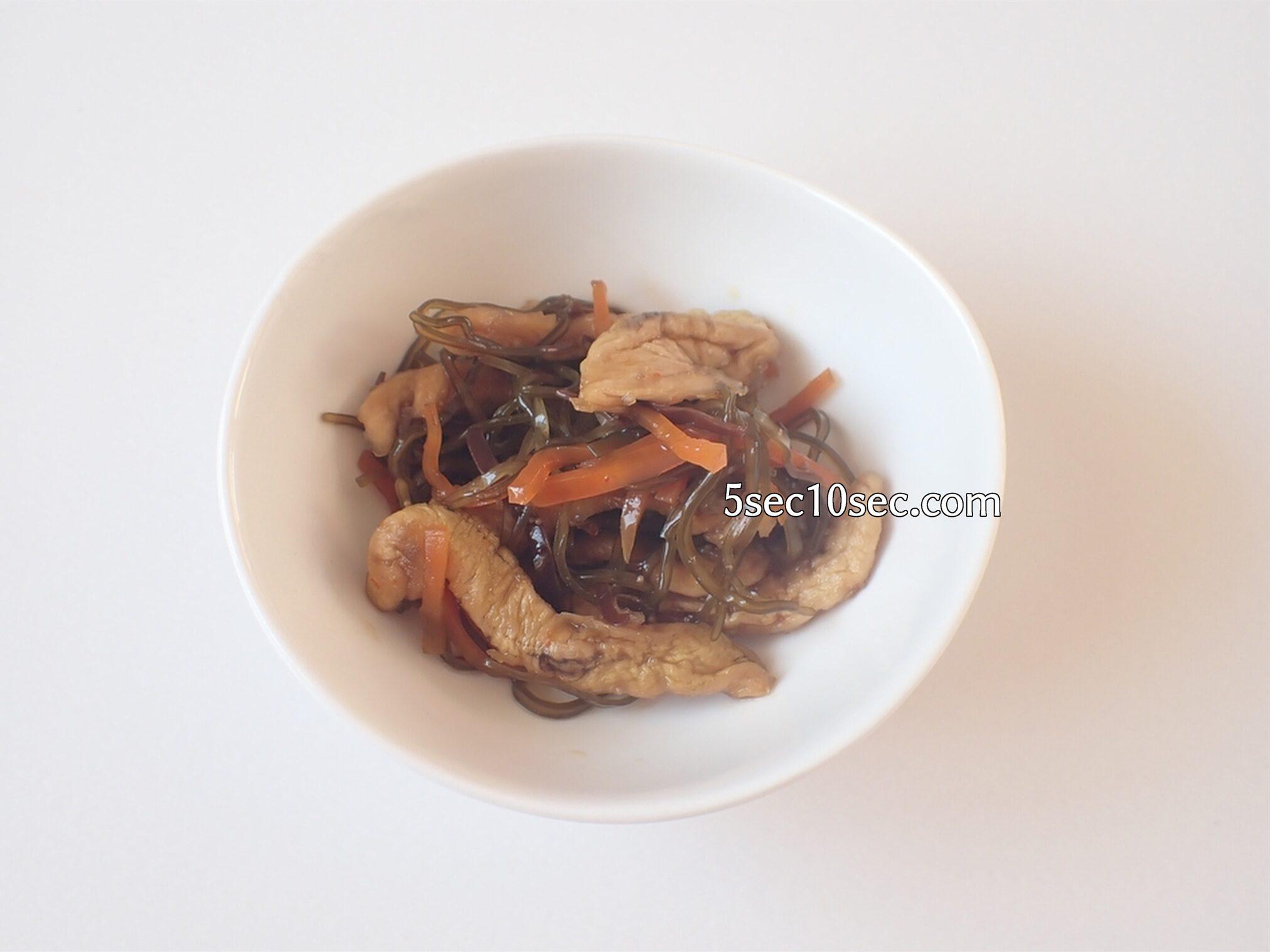 マルアイ食品 国産野菜使用 漬物 無添加食品 あとひきぱりぱり 松前漬 170g 家庭的なシンプルな味つけです