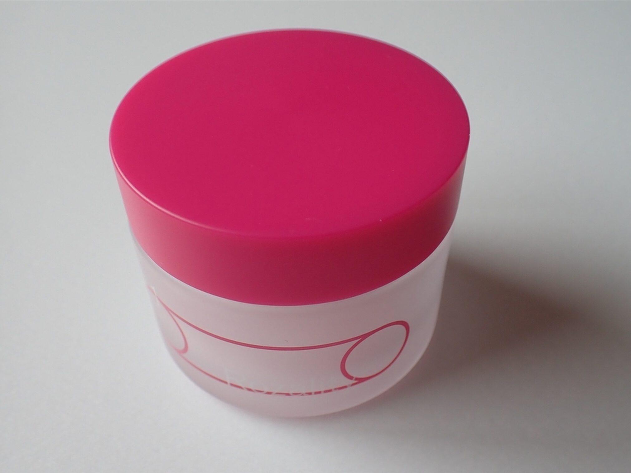 株式会社SISI Rozality ロザリティ ウォータリーマスク マットな質感のキャップで使用後はリユースして再利用できる容器になっています