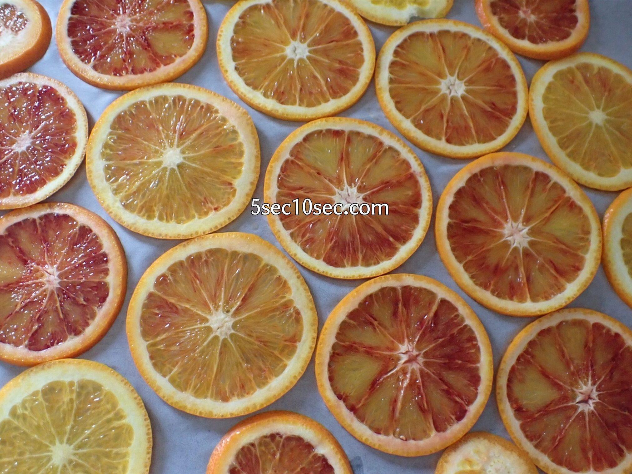 ブラッドオレンジ モロ種、タロッコ種 おすすめの食べ方、おいしい食べ方