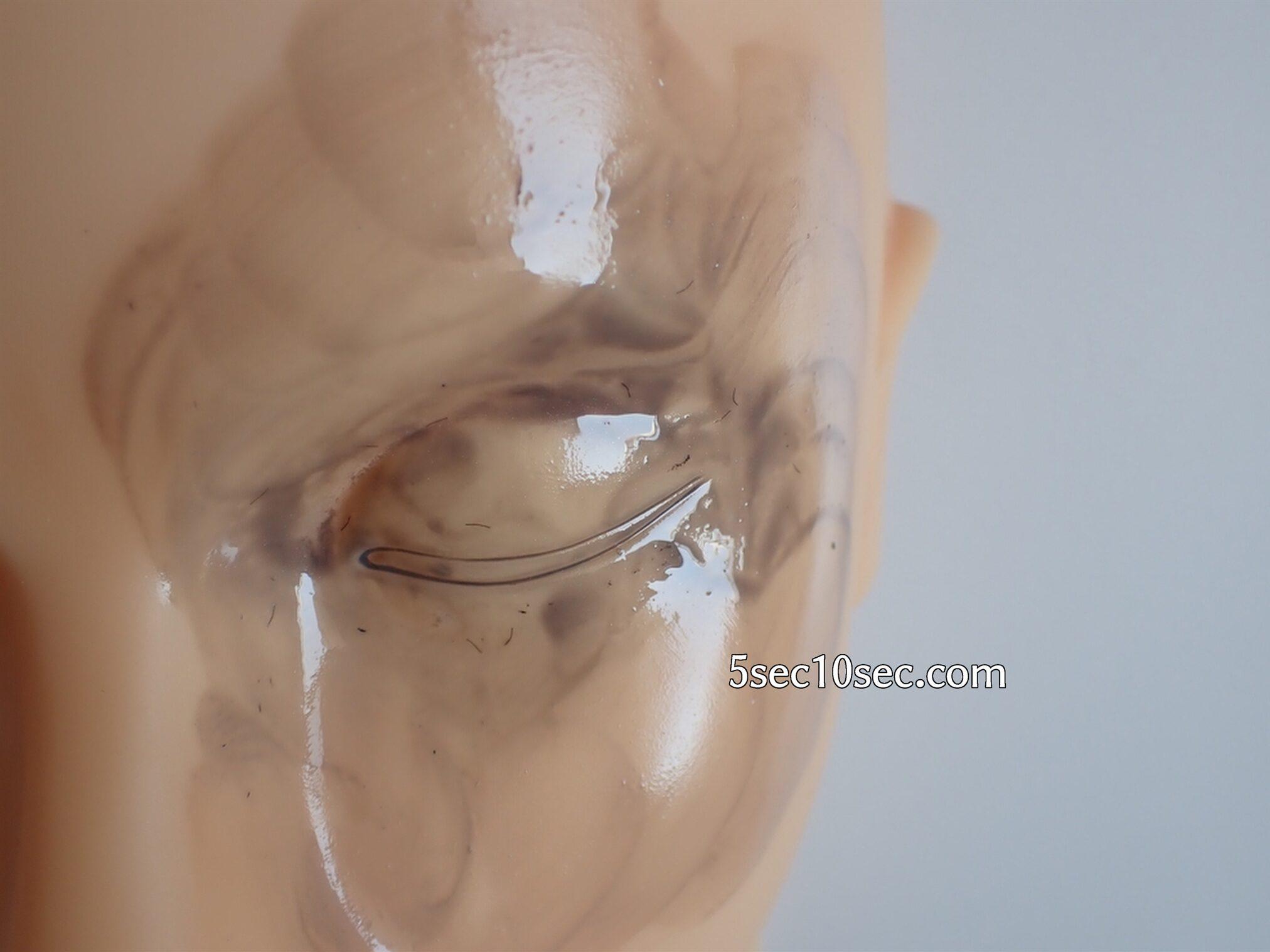 ホメオバウ クレンジングオイル 使用写真
