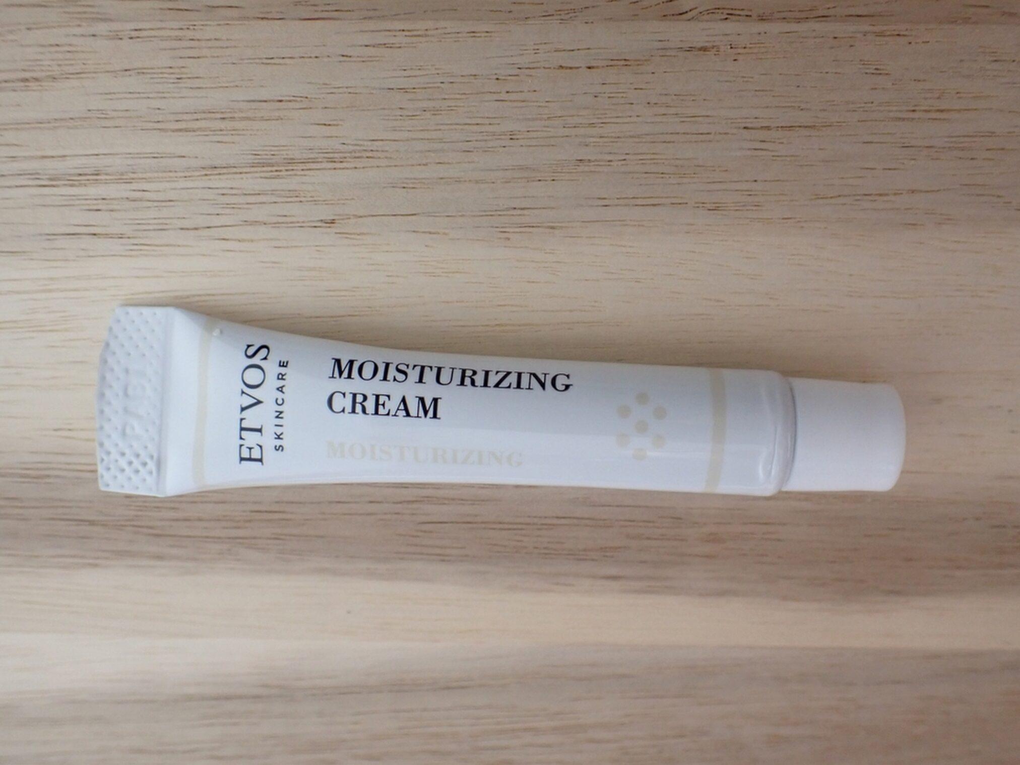エトヴォス アルティモイスト トライアルキット ETVOS 保湿クリーム モイスチャライジングクリーム 5g