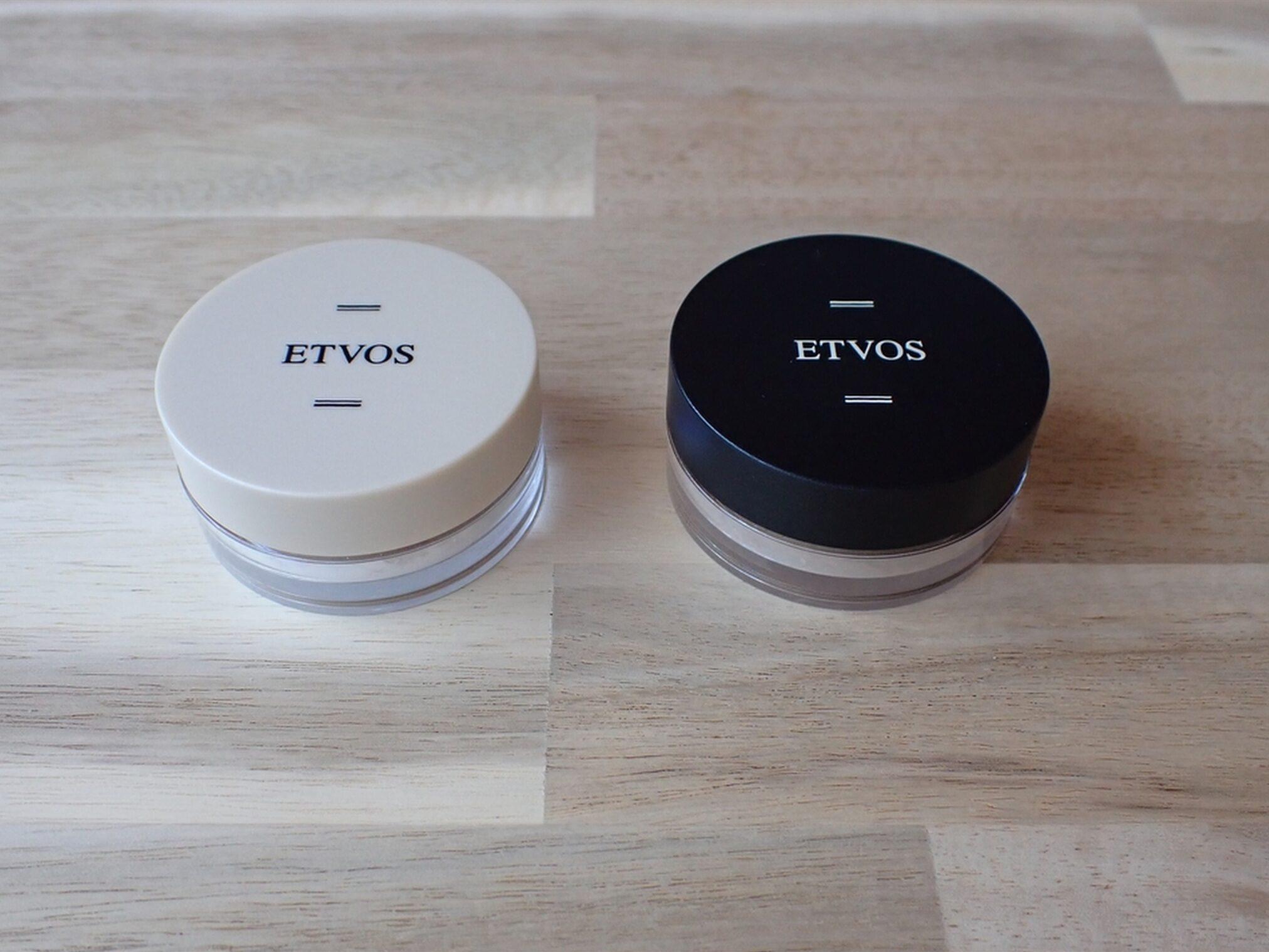 エトヴォス ETVOS パーフェクトキット 基本のベースメイクは、ナイトミネラルファンデーションとマットスムースミネラルファンデーションで完了できます