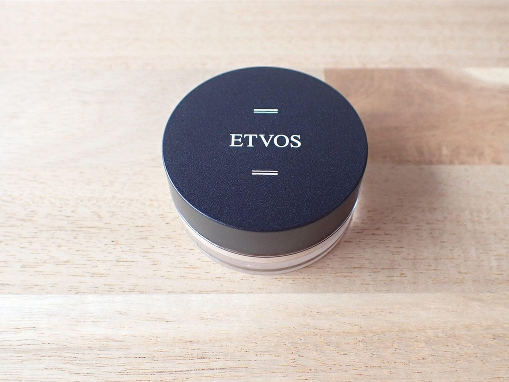 エトヴォス パーフェクトキット マットスムースミネラルファンデーションは4色から好きな色を選べます