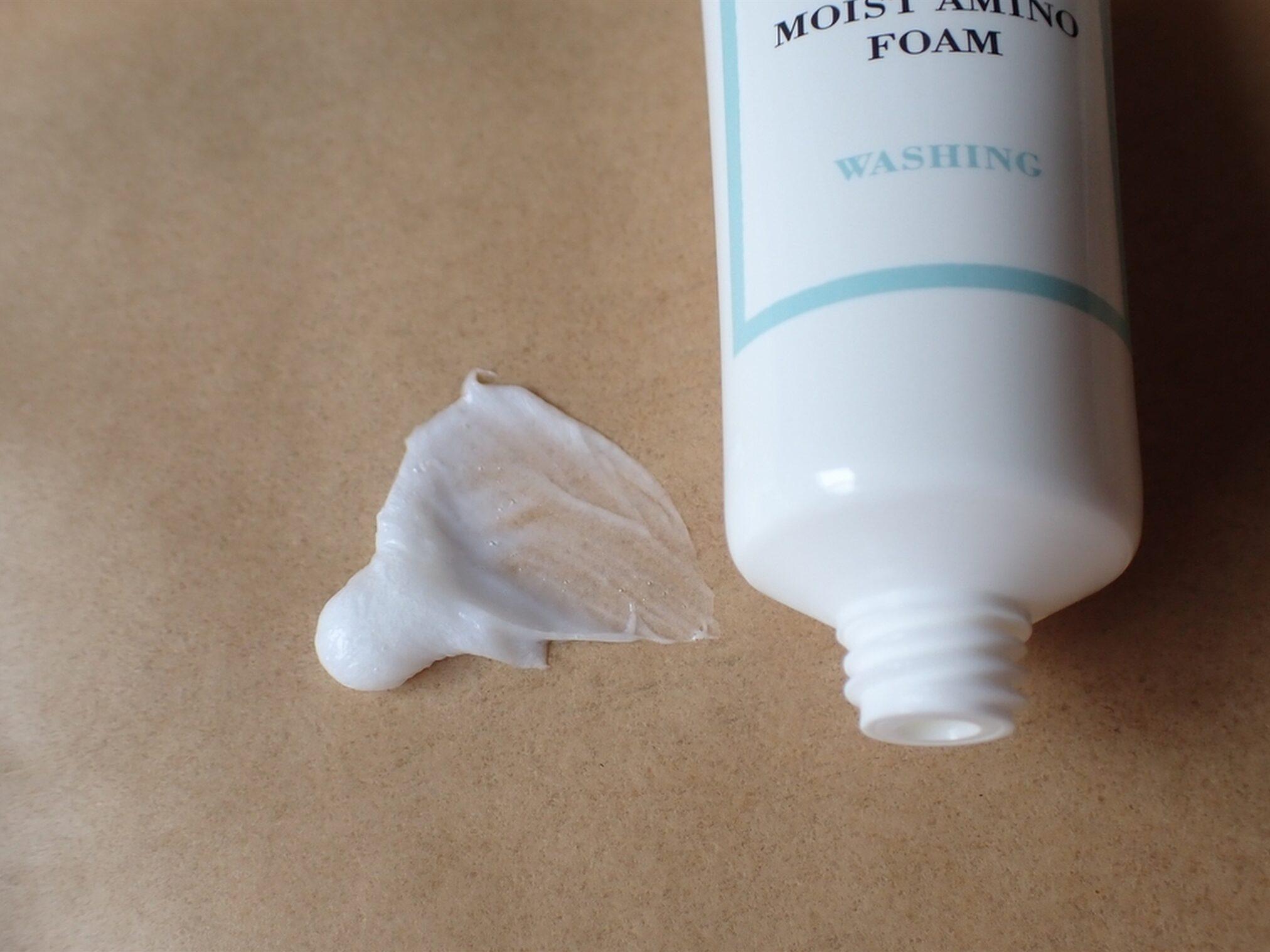 エトヴォス アルティモイスト トライアルキット ETVOS 洗顔フォーム モイストアミノフォーム 20g 洗面所の洗顔にも使いやすいフォームタイプの洗顔料です